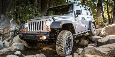 """Jeep Wrangler Rubicon """"10th Anniversary"""""""