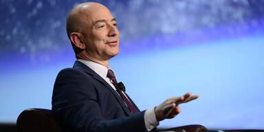 Amazon-Chef glaubt an Fabriken im All