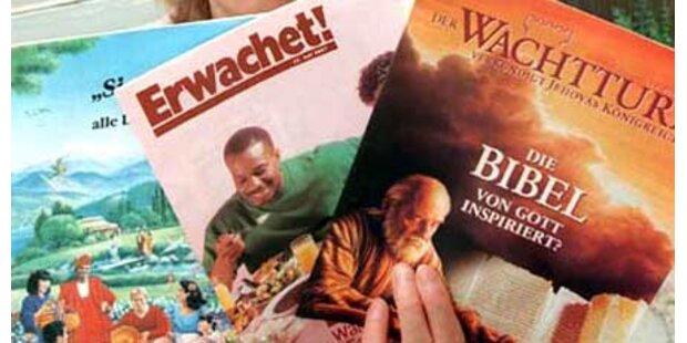 Zeugen Jehovas sind Religionsgemeinde