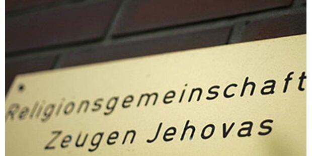 Greis plante Bluttat gegen Zeugen Jehova