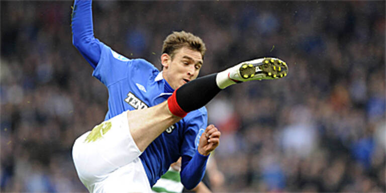 Jelavic schießt Rangers zu Ligacup-Sieg