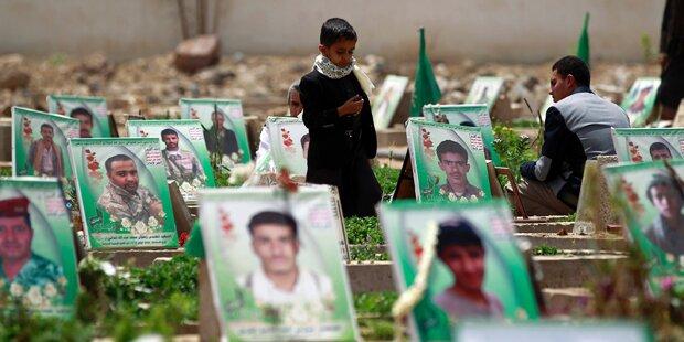 22 Tote bei Anschlagsserie im Jemen