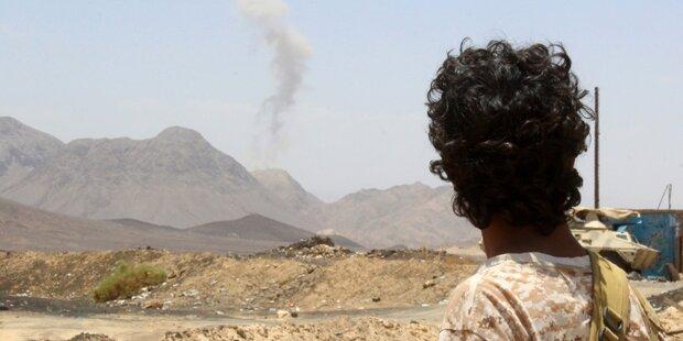 Mindestens 26 Tote bei Luftangriff im Jemen