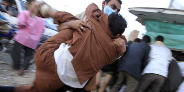 Wieder Blutbad im Jemen