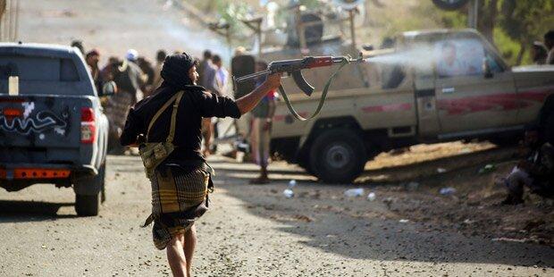 US-Angriff auf Terrorcamp im Jemen