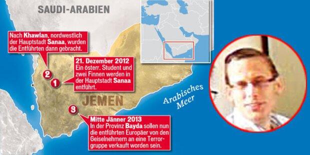 Kampf um Jemen-Geisel
