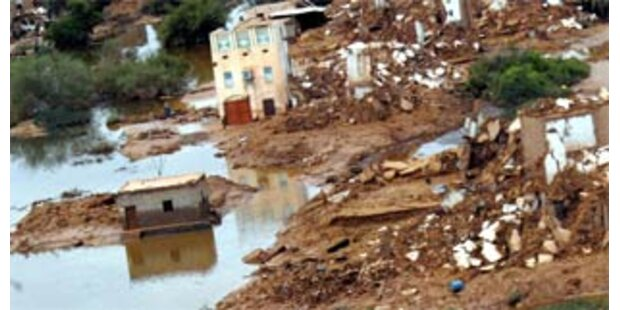 Unwetter im Jemen fordern rund 100 Menschenleben