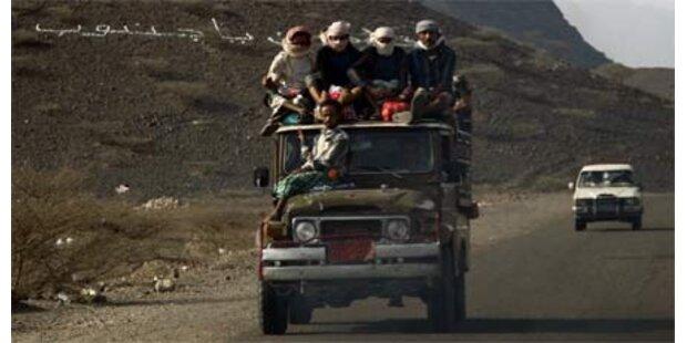 7 Deutsche im Jemen entführt