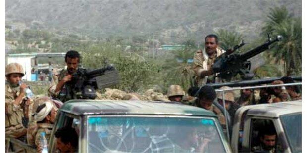 Weiter keine Spur von Geiseln im Jemen