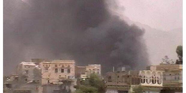 15 Tote bei Armee-Angriff im Jemen