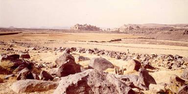 Jemen, Wüste