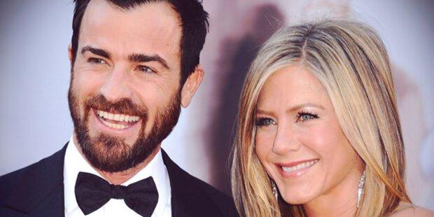 Jennifer Aniston riskiert ihr ganzes Geld