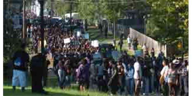 Große Demo gegen Rassismus in Louisiana