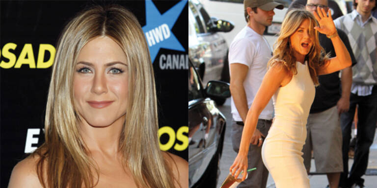 Jennifer Aniston isst keine Babynahrung