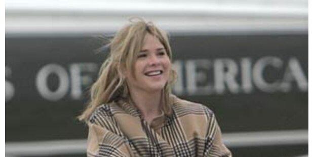 Bushs Tochter Jenna heiratet im Mai