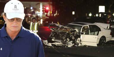 Bruce Jenner Unfall