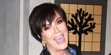 Kris Jenner Kardashian Mutter
