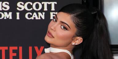 Kylie Jenner krank