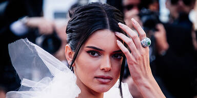 Kendall Jenner Morddrohungen gegen das Model