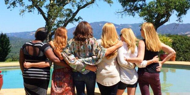 Jenner: Foto mit Transgender-Freunden