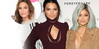 Kendall und Kylie Jenner über ihren Vater Caitlyn: Sie ist unser Held
