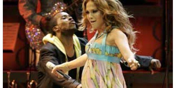 Jennifer Lopez' Baby(s) in Gefahr