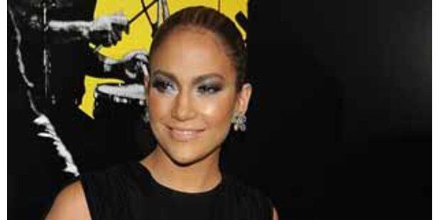 Jennifer Lopez rennen die Kindermädchen davon!