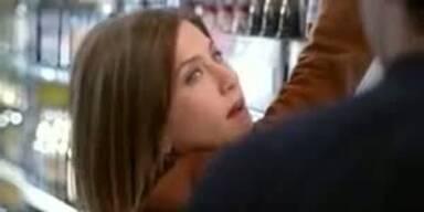 Heineken: Hilflose Jennifer Aniston