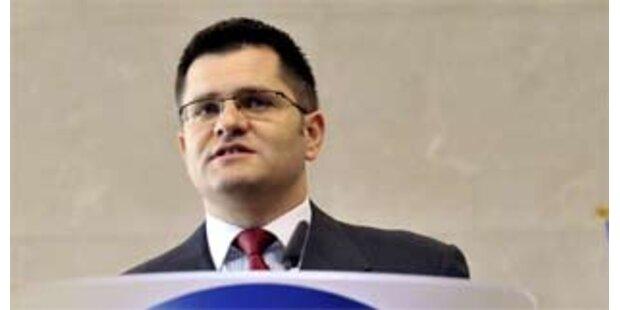 Serbien dementiert Kosovo-Anerkennung