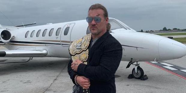 Diebe klauen Chris Jerichos Wrestling-Gürtel