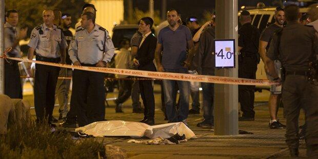 Jerusalem: Vier Tote nach Messerattacken