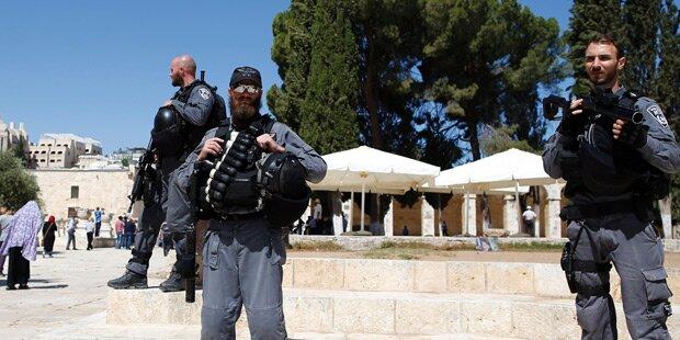 Jerusalem: Verheerender Anschlag verhindert