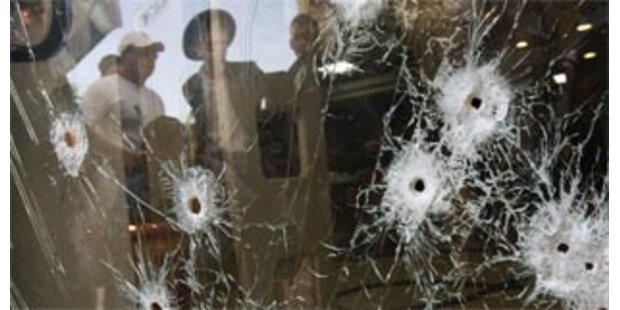 Vier militante Palästinenser getötet