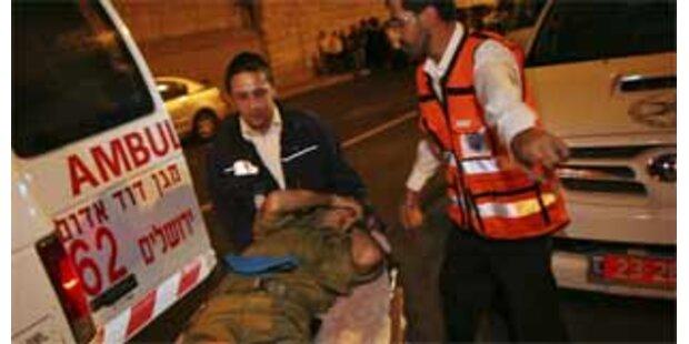 13 Verletzte bei Amokfahrt in Jerusalem