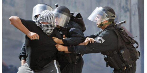 Israelische Polizei stürmt Tempelberg