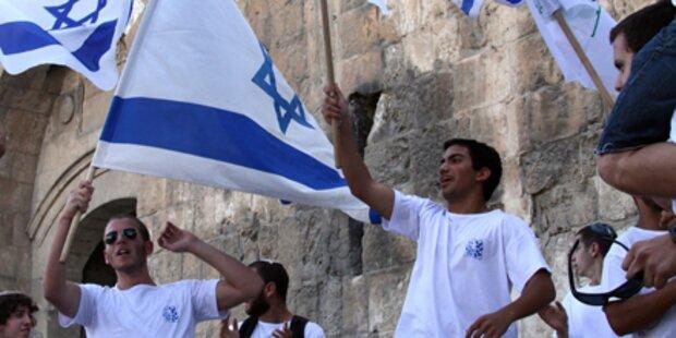 Israel feiert Einheit Jerusalems