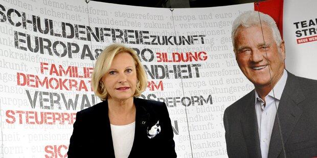 Wiener Team Stronach ohne Obfrau