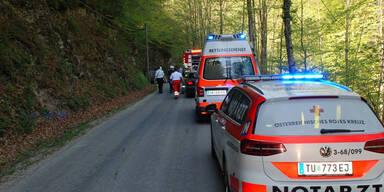 Auto überschlägt sich: 22-Jähriger tot
