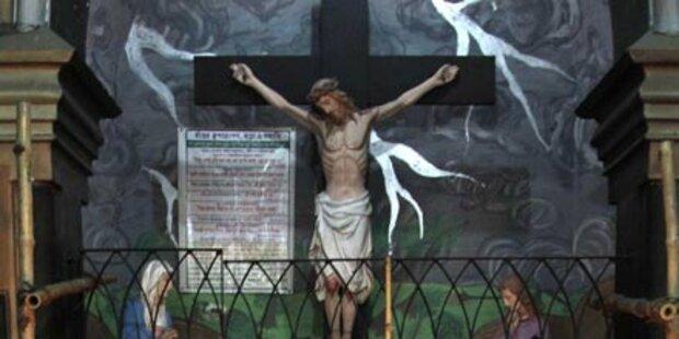 Jesus soll zwei Söhne gehabt haben