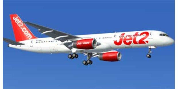 Britisches Passagierflugzeug in Athen notgelandet