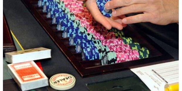 Bewaffneter Überfall auf Tiroler Casino