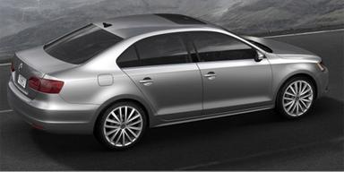 Elektro- und Hybrid-Autos von VW