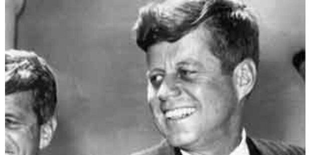 Kennedy hatte Sex-Praktikantin