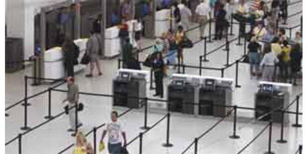 Briefbeschwerer löste am Flughafen Alarm aus