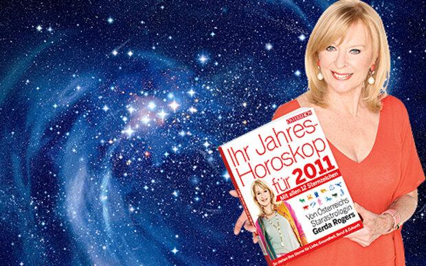 Ihr Jahres-Horoskop: Was bringt 2011?