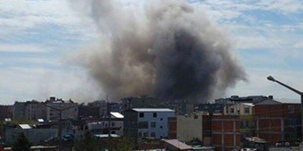 Explosion In Der Türkei