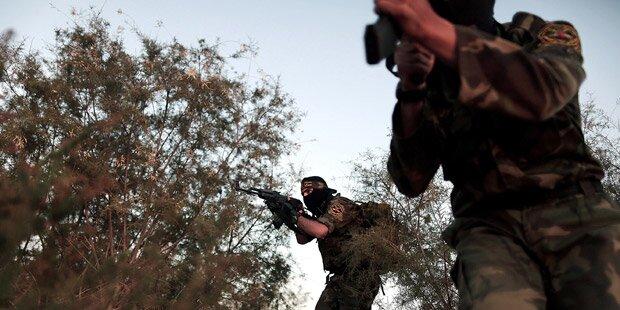 US-Bürger wollte in Jihad ziehen: 12 Jahre Haft
