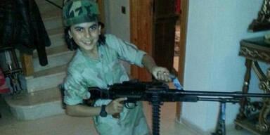 10-jähriger ISIS-Kämpfer getötet