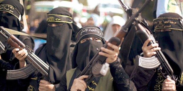 IS mischt Kämpfer unter Flüchtlinge