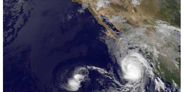 Jimena wird zum Monster-Hurrikan